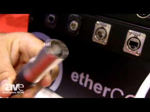 InfoComm 2015: Neutrik Features the etherCon Product Series with CAT6A and CAT5e