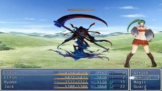 RPG Maker VX Ace Battle System 10 - Standing Combat Picture Display