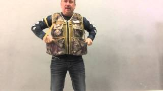 TheVestGuy.com Sizing Video Camera Vest, EMS Vest