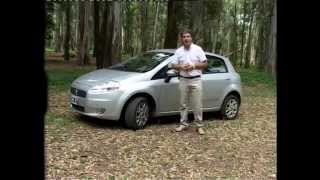 FIAT PUNTO ELX TOP 1.3 MULTIJET (2010) TEST  AUTO AL DÍA.
