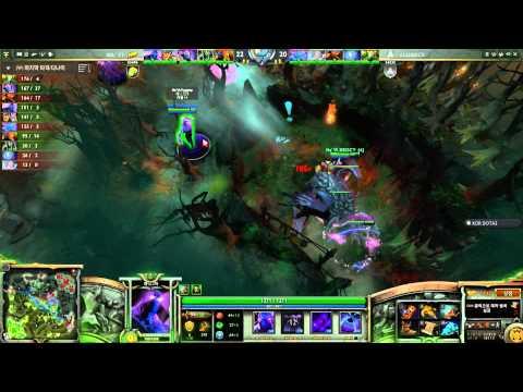 Alliance vs Na'Vi   Grand Championship 5 of 5   Korean Commentary