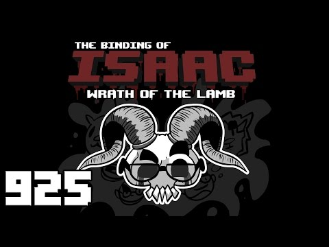 Let's Play - The Binding of Isaac - Episode 925 [Plastic]