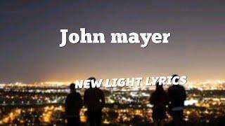 John mayer - . Lagunya enak di denger .....