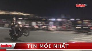 ⚡ Phóng sự | Quái xế biểu diễn trong khu đô thị Sala