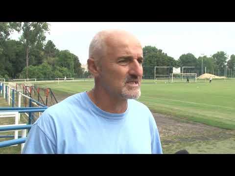 Új edző a tolnai focistáknál - Gracza Tibor