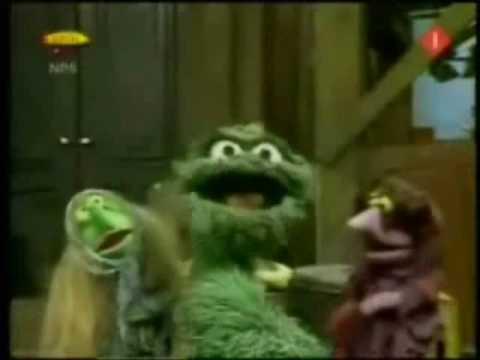 Sesamstraat  - Stinkie stankie