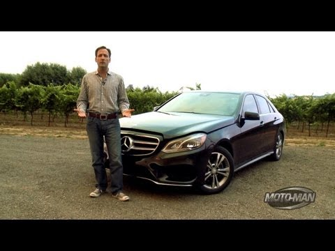 2014 Mercedes Benz E250 BlueTec 4MATIC Preview