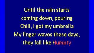 Missy Elliott  - The Rain (Supa Dupa Fly) (karaoke)