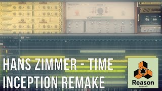 ♫ Hans Zimmer - Time (Inception Soundtrack) / Propellerhead Reason 9 Remake
