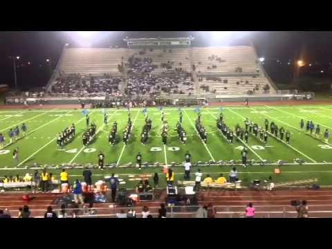Miami Northwestern Senior High School Marching Band 2013-2014