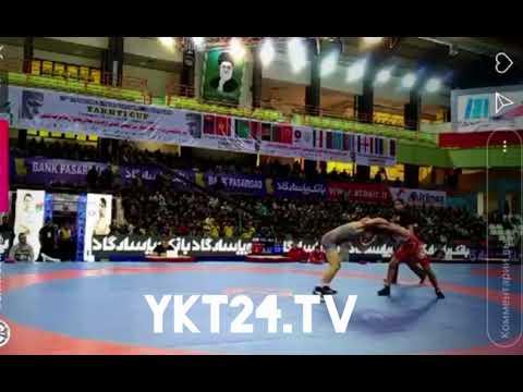 Ньургун Скрябин завоевал золотую медаль Кубка Тахти в Иране