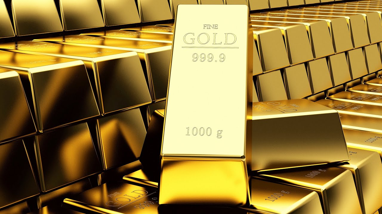 10 Countries With Largest Gold Reserves Youtube