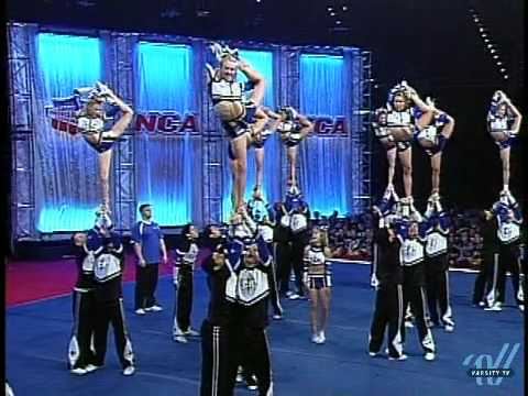 2010 NCA Nationals: California All Stars Unlimited Coed