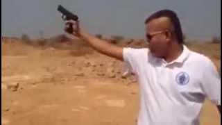 หนุ่มใหญ่ ยิงปืนระบาย ลั่นอย่ามะเมิดสิทธิ์