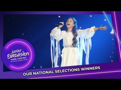 Junior Eurovision 2019 | OUR NATIONAL SELECTIONS WINNERS