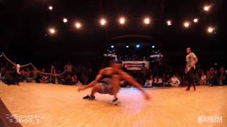 Bboy Morris (Fallen Kings) vs. Bboy Lilou (Pockemon) | Battle Original Floor | 1on1 Final Battle