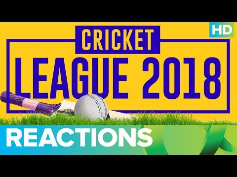Bollywood Cheers for Cricket League 2018
