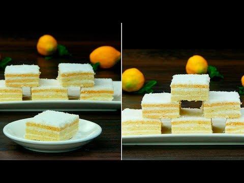 """Этот вкус невозможно передать словами - Торт """"Белоснежка""""!   Appetitno.TV"""