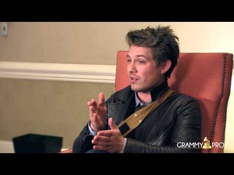 GRAMMY Pro Interview With Taylor Hanson