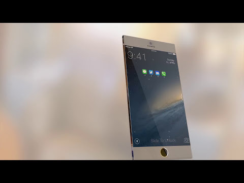 iPhone 6 Pro: 3D render video