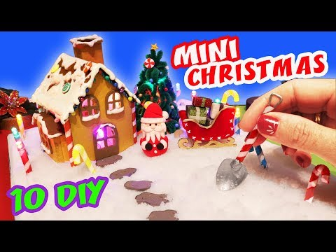 10 diy miniature christmas how to make a miniature winter zen 10 diy miniature christmas how to make a miniature winter zen garden apasos crafts diy solutioingenieria Image collections