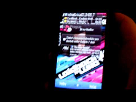 Nokia N8 - Music Player