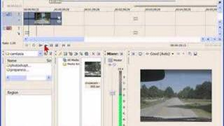 Slow motion / fast motion in Sony Vegas / Movie Studio