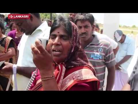 Missing Relative Protest In  Jaffna