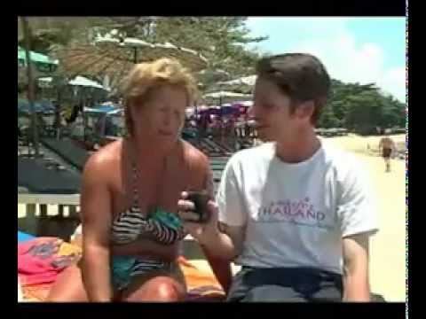 Thailand Tourism Situation (Pattaya) by Tourist from Norway Interview