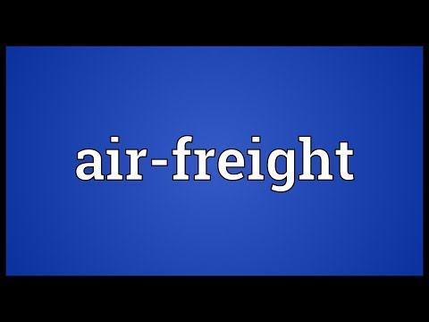 Header of Air-Freight