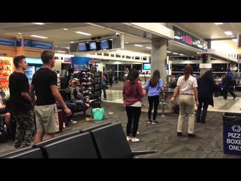 SouthWest Airlines stranded us in an airport part 2