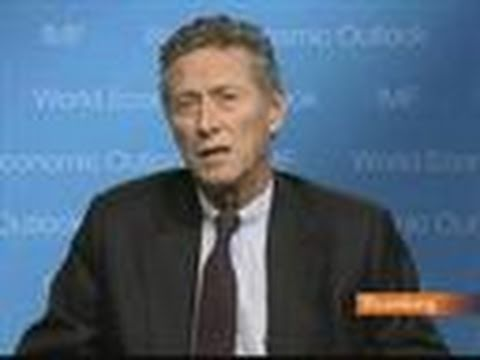 IMF's Blanchard Discusses Global Economy, Currency Wars: Video