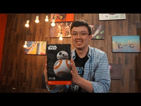 BB-8 Unboxing Star Wars Droid Sphero (Juguetes Geek)