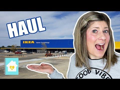IKEA HAUL | VLOGMAS 2018 DAY 10