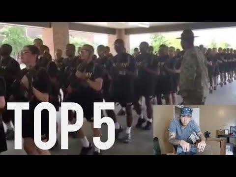 My Top 5 U.S. Army Cadences (Must Listen)
