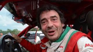 Dakar 2017: interviste all'arrivo, Gianluca Tassi
