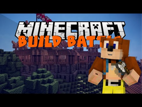 Minecraft Mini Games - Build Battle with Venomous Company and WeeWeeGaming