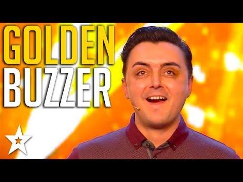 EMOTIONAL Magic Trick WINS GOLDEN BUZZER & Leaves Judges SPEECHLESS! Britain's Got Talent 2018 thumbnail
