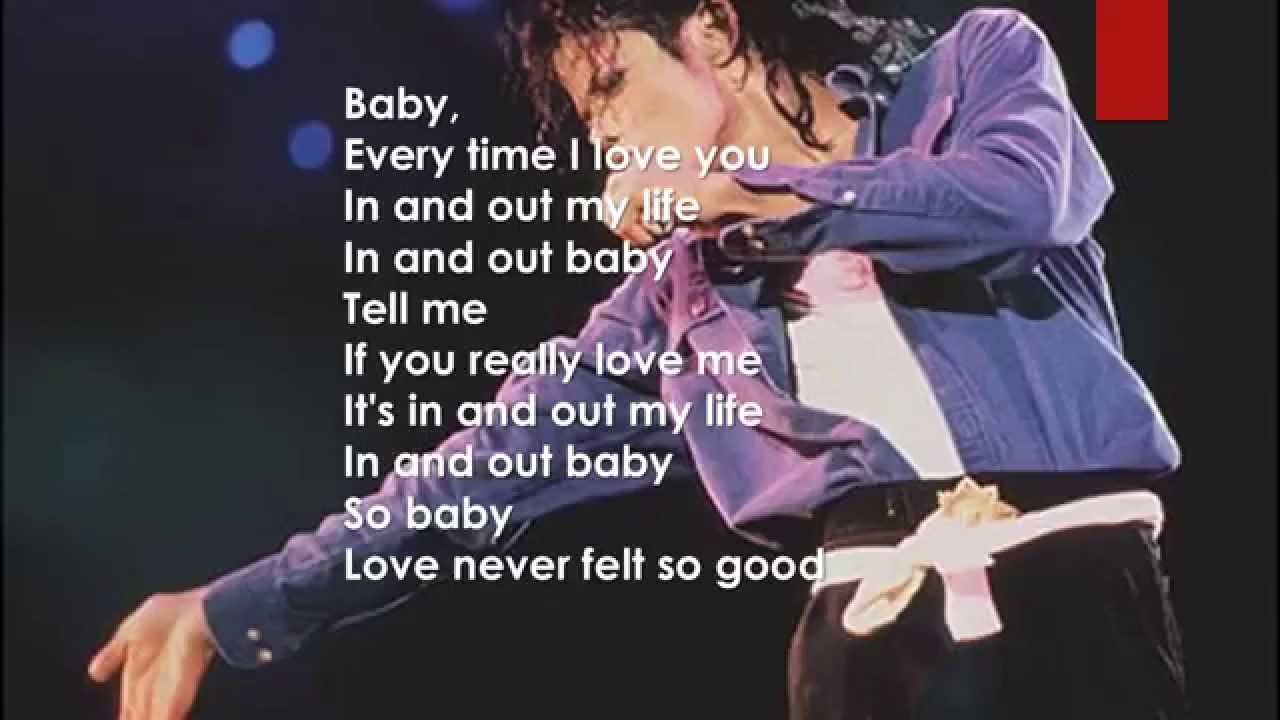 michael jackson love never felt so good lyrics youtube. Black Bedroom Furniture Sets. Home Design Ideas