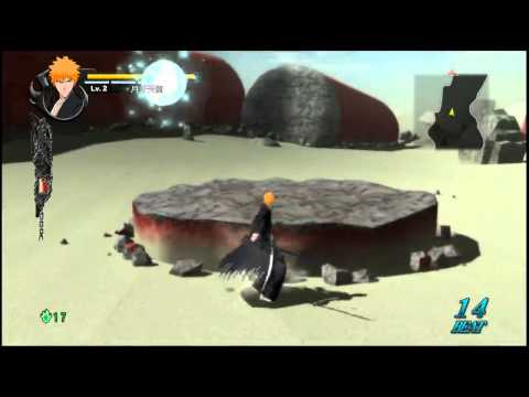 Bleach Soul Ignition Mission Mode Gameplay 3