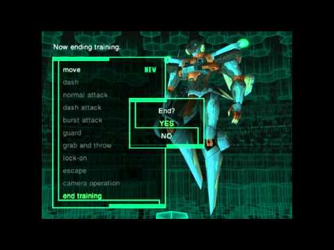 Zone of The Enders [NTSC] - Gameplay on PCSX2 Emulator Ver. 0.9.8 [r4600] Max. Speed on DX10