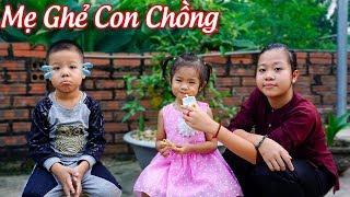 Trò Chơi Mẹ Ghẻ Con Chồng : Mẹ Thương Em Hơn - Bé Nhím TV - Đồ Chơi Trẻ Em Thiếu Nhi