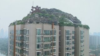 Download Villa complex built on top of 26-storey apartment block in Beijing, China 3Gp Mp4