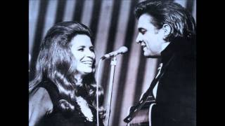 Johnny Cash & June Carter  -  Far Side Banks Of Jordan