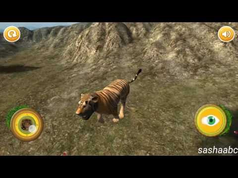 real tiger simulator обзор игры андроид game rewiew android