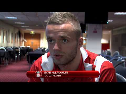 LFC TV footage of SRtRC event with Liverpool FC, April 30th 2013