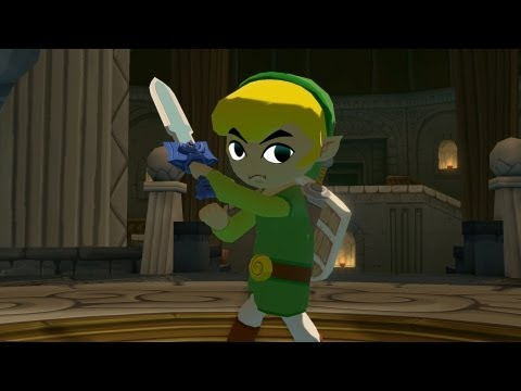 The Legend of Zelda: Wind Waker HD (1080p) - Video Review