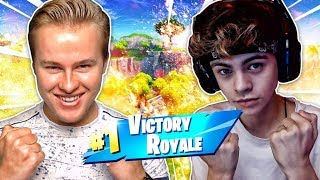 DIT DUO IS NIET TE STOPPEN!! 🔥🔥 - Fortnite Battle Royale ft. vThorben (Nederlands)