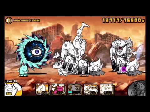 The Battle Cats - Tornado Carnival II (Deadly)