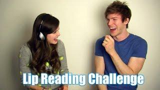 Video LIP READING CHALLENGE   Tiffany